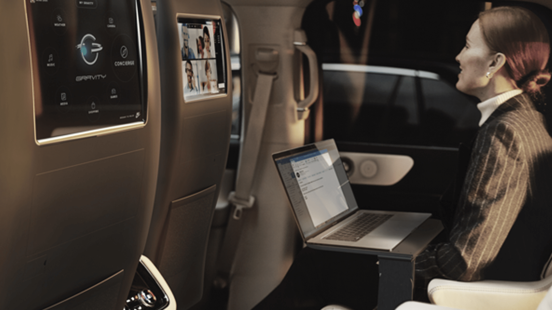 First class ground transportation focused on the health, safety and technology needs of the modern traveler. Gravity is a reservation-based service, tied to a mobile app.